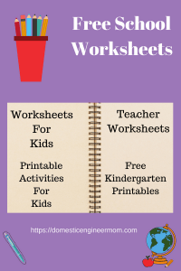 printable activities for kids