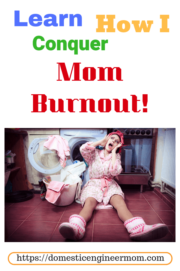 mom burnout