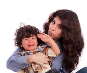 anxiety in children signs