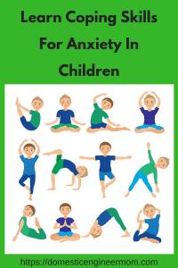 anxiety in children coping skills