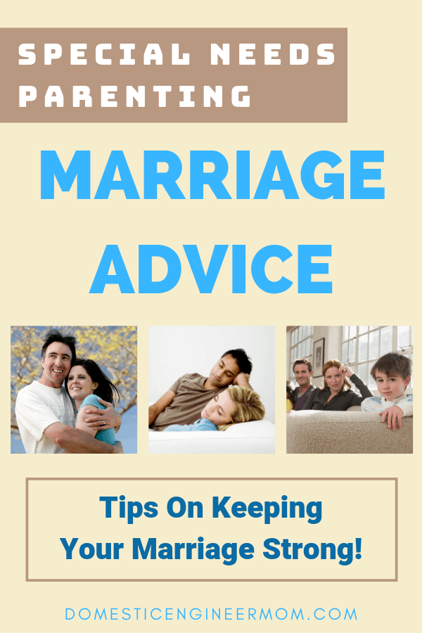 a good marriage advice