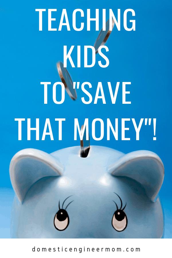 save that money