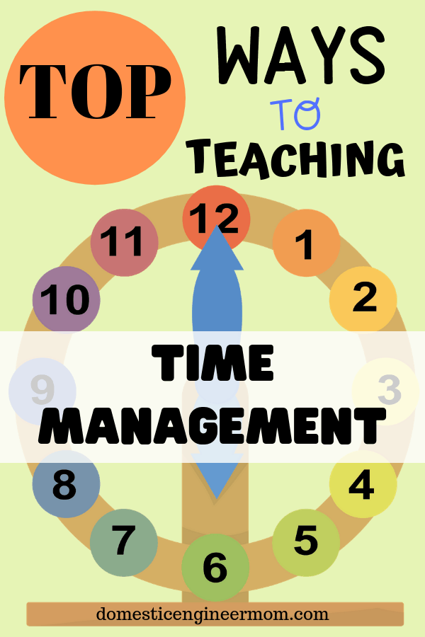 teaching time management